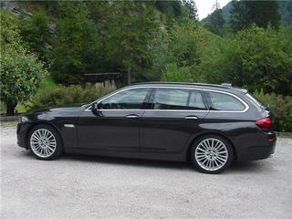 BMW 5er 520d Touring Luxury