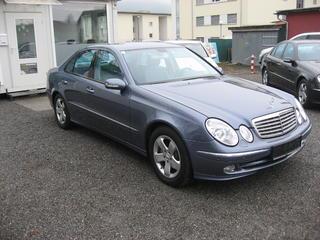 Mercedes-Benz E-Klasse gebraucht kaufen  <dl> </dl>