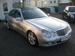 Mercedes-Benz E-Klasse, gebraucht gebraucht kaufen  <dl> </dl>