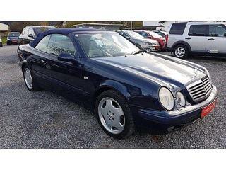 200 Cabrio Elegance Aut