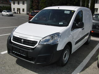 Peugeot Andere 2018