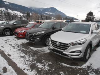 Hyundai Tucson 2 0 CRDI