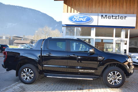 ford ranger aus bezau mit 200 ps l. Black Bedroom Furniture Sets. Home Design Ideas