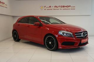 MERCEDES-BENZ A 180 XENON BLUETOOTH