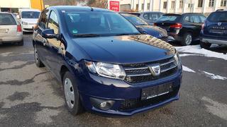 Dacia Sandero Supreme dCi NAVI