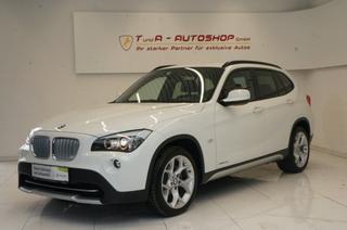 BMW X1 XENON M-LENKRAD SITZHEIZUNG