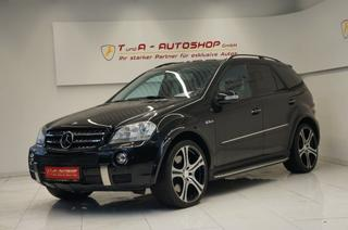 MERCEDES-BENZ ML 63 AMG ALLRAD