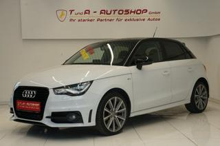 AUDI A1 XENON BLUETOOTH MEDIA-PAKET