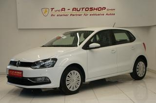 VW POLO BLUETOOTH TEMPOMAT PDC