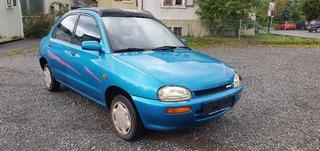 Mazda 121 TÜV NEU NUR