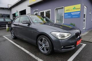 1er-Reihe F21 Motor bei BMW