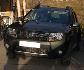 Dacia Dacia 2013