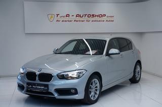BMW 116 NAVI SITZHEIZUNG PDC
