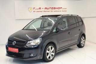 VW TOURAN PANORAMADACH TEMPOMAT SPORTSITZE