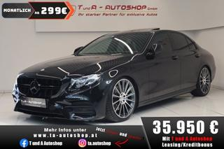 MERCEDES-BENZ E 220 HEAD-UP KAMERA