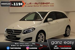 MERCEDES-BENZ B 200 TEMPOMAT BLUETOOTH