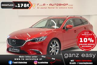 MAZDA 6 HEAD-UP SCHIEBEDACH NAVI