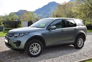 Land Rover Land Rover 2015